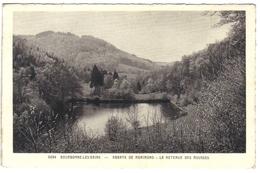 52 Bourbonne Les Bains Abbaye De Morimond La Retenue Des Mousses - Bourbonne Les Bains