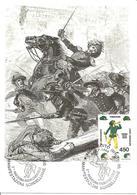 ITALIA - 1996 GOITO (MN) 2^ Rassegna Risorgimentale - Manifestazioni Sordelliane Su Cartolina Speciale - Altri