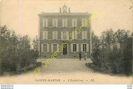 13.  SAINTE MARTHE . L'Orphelinat . - France