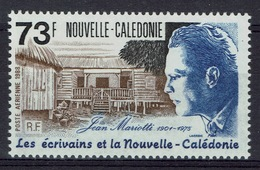 New Caledonia, Jean Mariotti, French Writer 1988, MNH VF  Airmail - Airmail