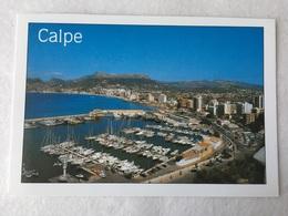 Alicante Calpe - Alicante