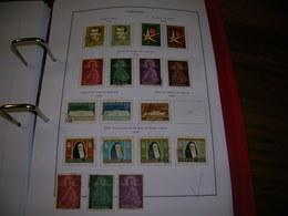 Portogallo PO 1957 Verde Cesario   Scott.828+829+See Scan On Scott.Page;; - 1910 - ... Repubblica