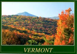 Vermont : Spectacle Automnal - Etats-Unis