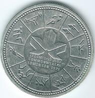 Canada - Elizabeth II - 1978 - 1 Dollar - Edmonton Commonwealth Games - KM121 - Canada
