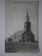59 Caudescure. Merville Saint Gohard De Caudescure. L'église Avant La Guerre (4304) - France