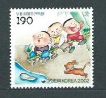 Corea Del Sur - Correo 2002 Yvert 2118 ** Mnh - Corée Du Sud