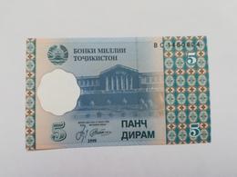 TAGIKISTAN 5 DIRAMS 1999 - Tagikistan