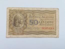 ARGENTINA 50 CENTAVOS 1947 - Argentina