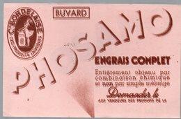 Buvard PHOSAMO Engrais Complet (PPP10394) - Farm