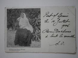Trinidad. A Native Coolie Woman (4302) - Trinidad