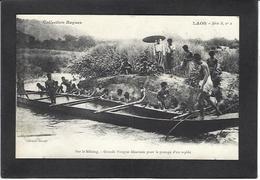 CPA Laos Asie Non Circulé Indochine - Laos