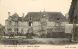 CHERRUEIX  CHATEAU DE L'AUMONE - Frankreich