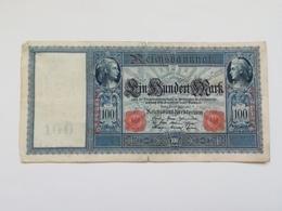 GERMANIA 100 MARK 1910 - [ 2] 1871-1918 : Impero Tedesco