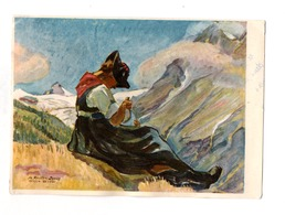 Pro Infirmis M Reutter Junod La Rosiaz Lausanne - Ansichtskarten