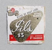 Ancienne Étiquette Bière Française Brasserie PHENIX, Marseille (Beer Label Bieretiketten) - Beer