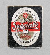 Ancienne Étiquette Bière Française Brasserie PHENIX, Marseille (Beer Label Bieretiketten) - Bière