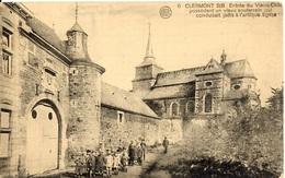 Clermont S/B - Entrée Du Vieux Château - Thimister-Clermont
