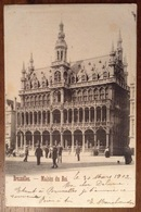Bruxelles Maison Du Roi 1902 - Monumenti, Edifici