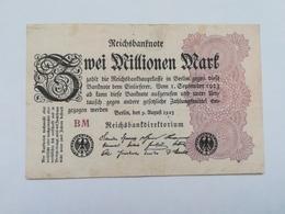 GERMANIA 2 MILLIONEN MARK 1923 - 1918-1933: Weimarer Republik