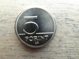 Hongrie   5 Forint 2005  Km 694 - Hongrie