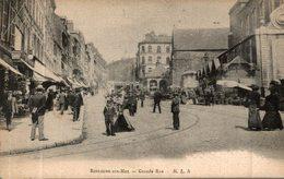 BOULOGNE SUR MER GRANDE RUE - Boulogne Sur Mer