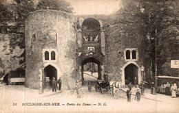 BOULOGNE SUR MER PORTES DES DUNES - Boulogne Sur Mer