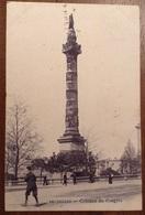 Bruxelles Colonne Du Congres 1906 - Monumenti, Edifici