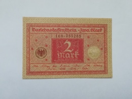 GERMANIA 2 MARK 1920 - [ 3] 1918-1933 : República De Weimar