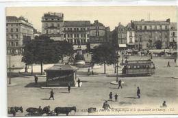LE MANS           PLACE DE LA REPUBLIQUE - Le Mans