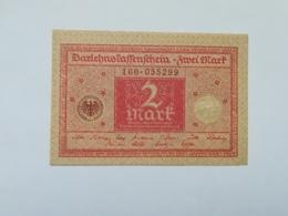 GERMANIA 2 MARK 1920 - [ 3] 1918-1933 : Repubblica  Di Weimar