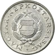 Monnaie, Hongrie, Forint, 1987, TTB, Aluminium, KM:575 - Hongrie