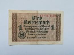 GERMANIA 1 MARK 1944 - [ 9] Territori Tedeschi Occupati
