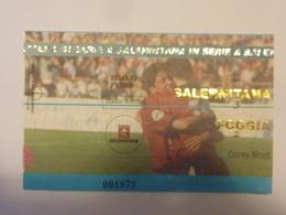 """Biglietto Salernitana """"SALERNITANA - FOGGIA Curva Nord 7 Giugno Stadio Arechi"""" - Biglietti D'ingresso"""