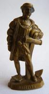 FIGURINE PUBLICITAIRE MAISON DU CAFE LES GRANDS MARINS - MAGELLAN - Figurines