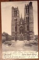 Bruxelles Eglise Sainte Gudule 1901 - Monumenti, Edifici