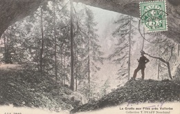 9-3-----rocheray Et Dent De Vaulion Vallee De Joux------------------voir Recto Verso - VD Vaud