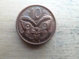 New Zealand   10  Cents  2006  Km117a - Nouvelle-Zélande