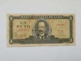 CUBA 1 PISO 1969 - Cuba