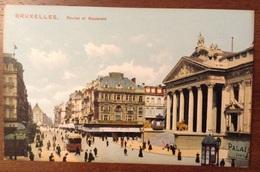 Bruxelles Bourse Et Boulevard - Monumenti, Edifici