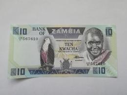 ZAMBIA 10 KWACHA - Zambia