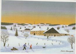 DAV : Illustrateur  Demir  Bauquier - Künstlerkarten