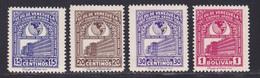 VENEZUELA AERIENS N°  223 à 226 ** MNH Neufs Sans Charnière, B/TB (L1253) Institut Antituberculeux - 1947 - Venezuela
