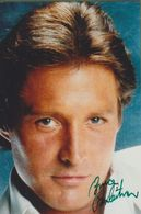 BRUCE BOXLEITNER  AUTOGRAPHE / AUTOGRAMM  In Person Signed Glossy Photo 10x15 Cm - Autographes