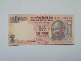 INDIA 10 RUPEES - India