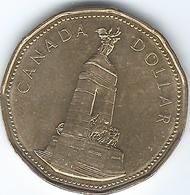 Canada - Elizabeth II - 1994 - 1 Dollar - National War Memorial - KM248 - Canada