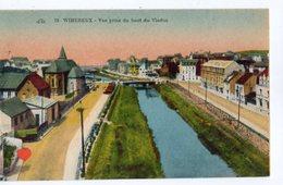 01835-LE-62-WIMEREUX-Vue Prise Du Haut Du Viaduc - Autres Communes