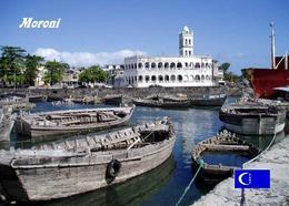 AK Komoren Comoros Islands Grande Comore Moroni Mosque Comores New Postcard - Comores