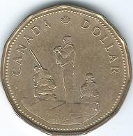 Canada - Elizabeth II - 1995 - 1 Dollar - Peacekeeping Monument - KM258 - Canada