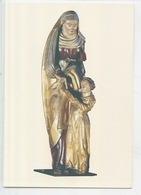 Honfleur : église Sainte Catherine - Sainte Anne Et La Vierge Enfant (cp Vierge) - Honfleur