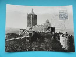 CARTE MAXIMUM CARD BURGRUINE RUDELSBURG DDR - [6] République Démocratique